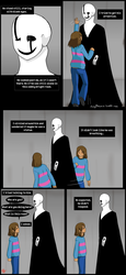 QuantumTale - Prologue: The Statue pg3 by FoxyPheonix