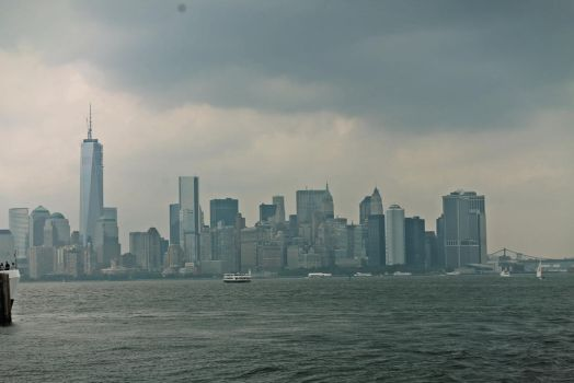New York City by Hurricane007