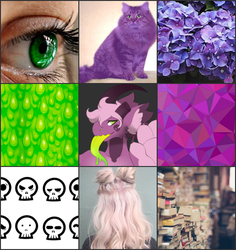 Necromancer Moodboard by Amber2206