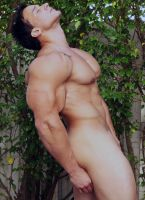 Hot Shirtless Guy 122 by Stonepiler