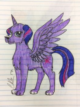 Twilight Sparkle by Timelord909