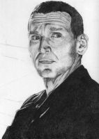Ninth Doctor Portrait 2 by synyster-gates-A7X
