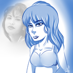 Selena Quintanilla by KATEtheDeath1