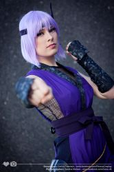 I shall fight you by Rinaca-Cosplay