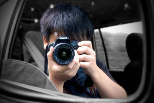 me and my cam by shuttershade