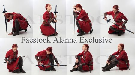 Alanna Exclusive sitting by faestock