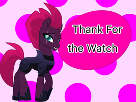 Thank for the Watch by Maggie-Dash