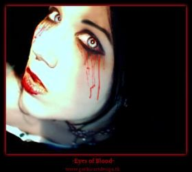 Eyes of Blood by gothicdesign