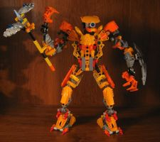 Bionicle Custom: Keetongu by AleximusPrime