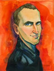 The Ninth Doctor by its-a-fiendishthingy