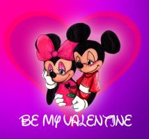 Be My Valentine .:MM:. by SonicHearts