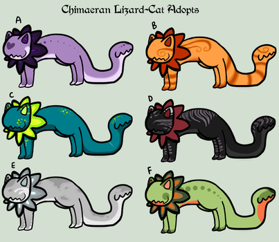 CLC Adopts Batch 7 by TheseWeirdFishes