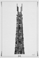 3D MODEL - Orthanc by VR-Robotica
