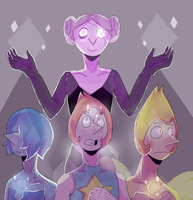 -The Four Pearls- by NoxyMLP