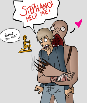 Pewdiepie by RexFangirl