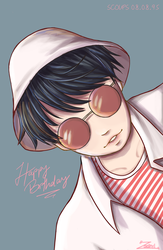 Choi Seungcheol by exotic-tofu