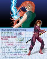 Thunderstruck Profile 4-05 by Thunderstruckcomic