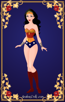 Wonder Woman! by Arimus79