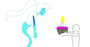 Ghost Cake by MethusulaComics