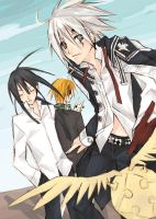 DGM :Appearing Horizon by mixed-blessing