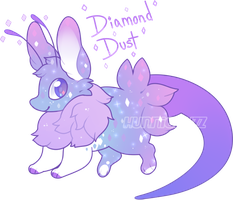 Bealet Auction - DIAMOND DUST ( CLOSED ) by hunniebuzz