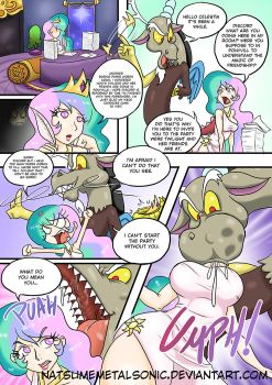 MLP Vore is magic too side quest pag 15 by Natsumemetalsonic