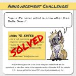 CSZ Announcement Challenge SOLVED - Belle Draco by Temrin