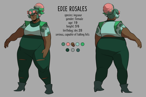 Edie Reference by justsnooze