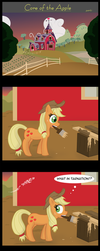 Core of the Apple -Part 1 by NaterRang