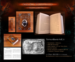 ANGEBOT: Terra Aluvis Vol.1 Softcover (deutsch) by Van-Syl-Production
