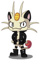 Shut your Meowth