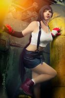 Tifa Lockhart by princess-soffel