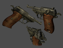 Walther P38 by Volcol