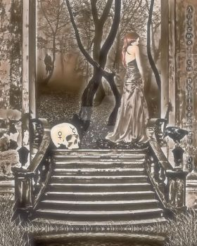 Mournful Death by antemortemphilosophy