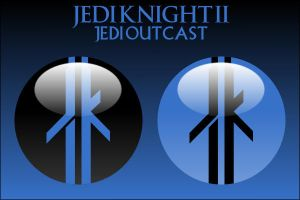 Jedi Knight II Orbs by firba1