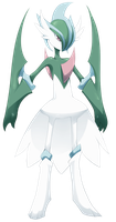 Pokemon - Mega Gallade