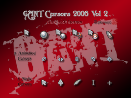 GANT Cursors 2006 Vol 2 CXP by pkuwyc