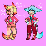 Pallete Adopts! (Open!) by Qalaxzy