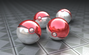 Pokeball by danielkrull