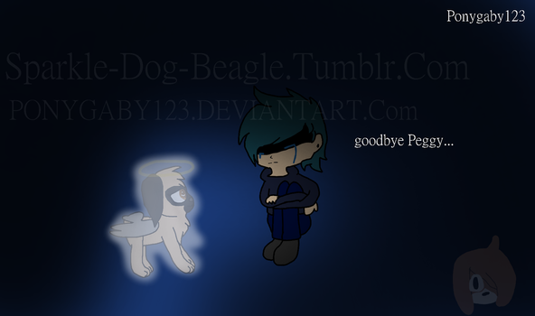 Goodbye Peggy by PONYGABY123
