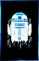R2-D2 by TheAlienCross