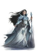 Ice Witch by BryanSyme