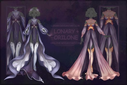 [Open] Design adopt_219-220 by Lonary