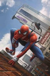 Insomniacs Spiderman by zack-awesome