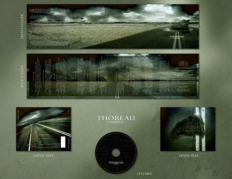 Thoreau Layout Design by YagaK