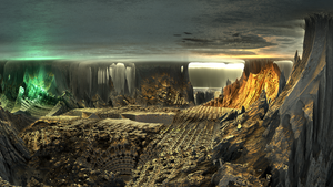 cave - Mandelbulb3D with Parameter by matze2001