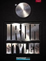 Free Iron Photoshop Styles by designercow