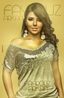 Fayrouz Arkan by mounir-designs