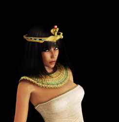 Lara Croft And The Temple of Osiris ( Isis)2 by ElinorX