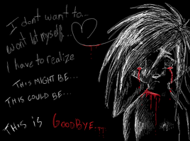 This is goodbye... by coffaefox